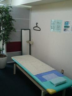 荻窪整体鍼灸院の院内