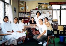 ネパール鍼灸ボランティア