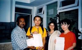 ネパールボランティア時代