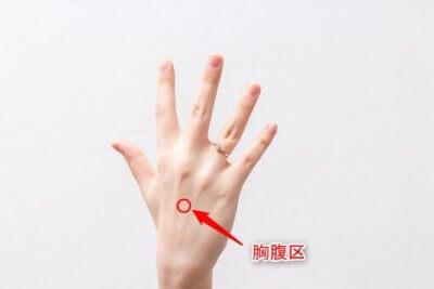 痩せる手のツボ2