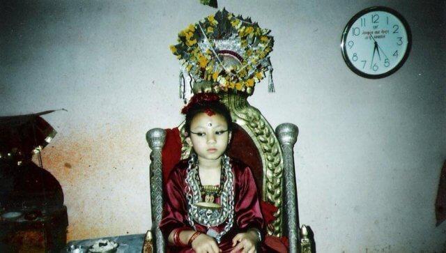 ネパール クマリ