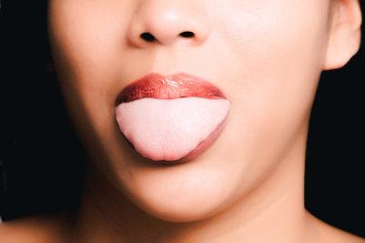 舌診イメージ